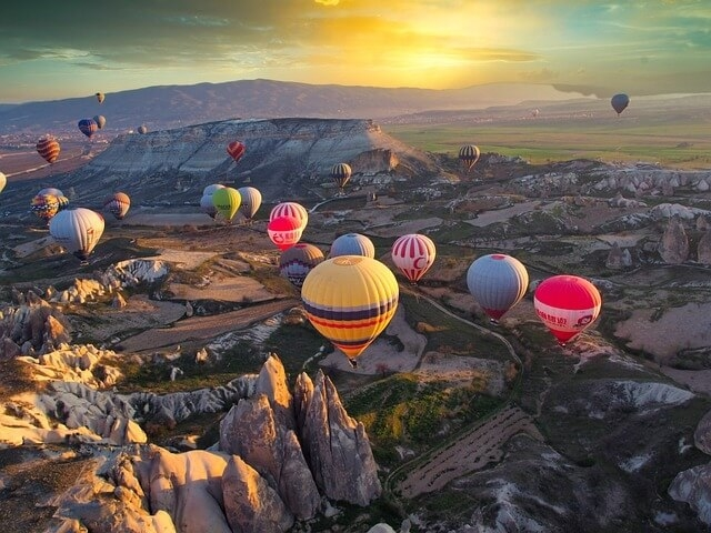 kapadokija turska putovanje dream land iskustva