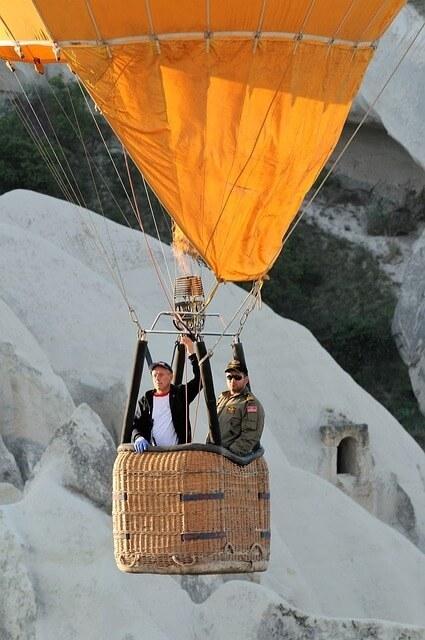 kapadokija turska putovanje 2020 dream land baloni