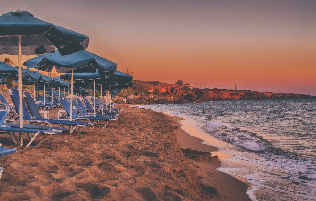 Kefalonija letovanje Mirtos plaža aranžmani