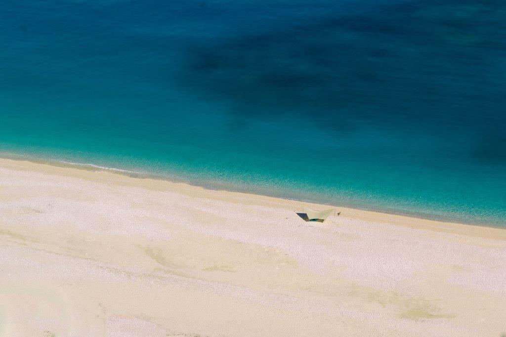 Kefalonija leto plaža apartmani Grčka letovanje