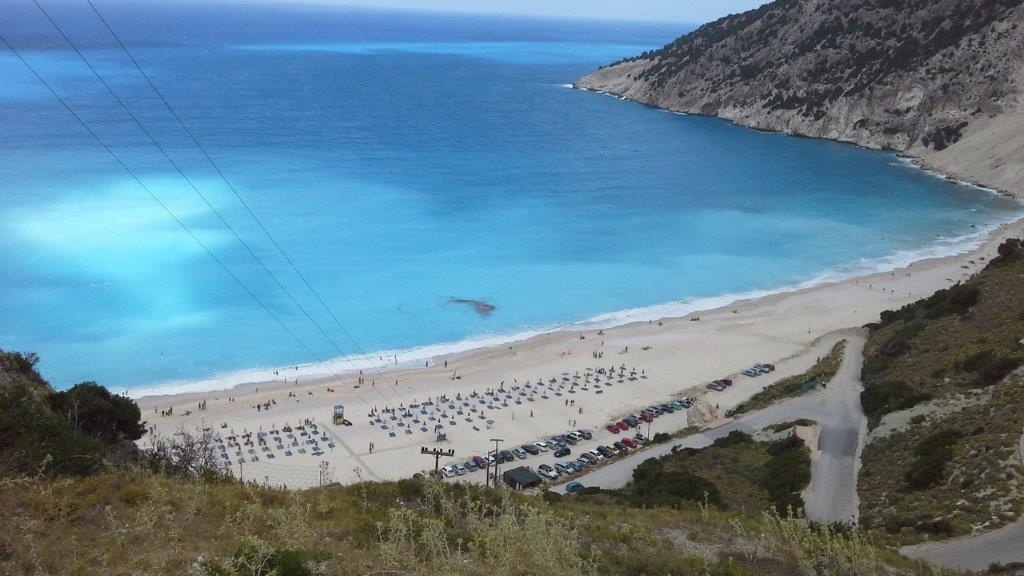 Kefalonija leto apartmani hoteli Grčka letovanje