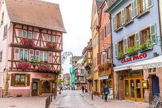 alzas i svarcvald putovanje nova godina Heidelberg