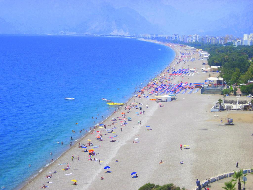 Antalija Turska Letovanje cene aranžmana