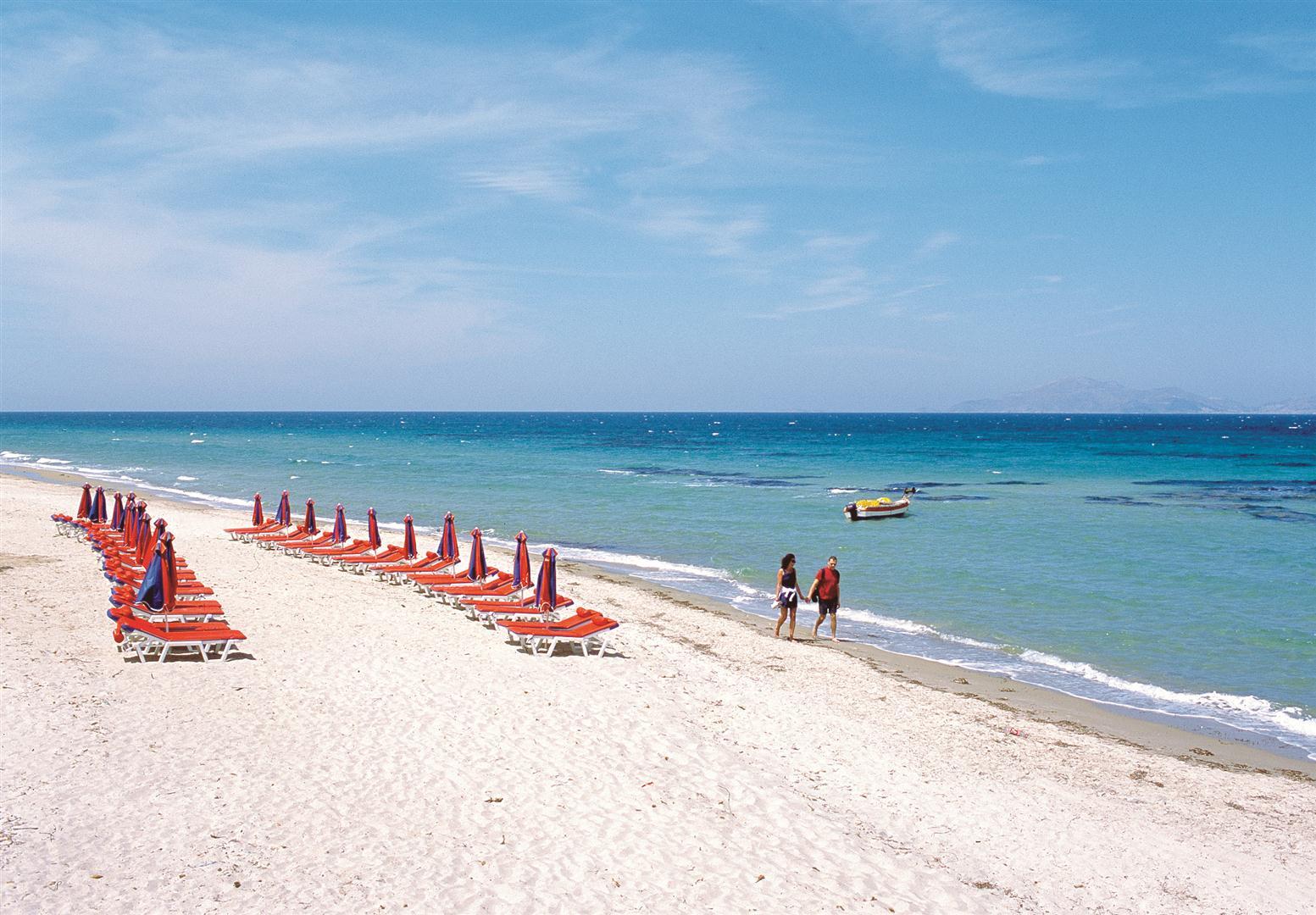 Kos plaža aranžmani leto Grčka apartmani letovanje