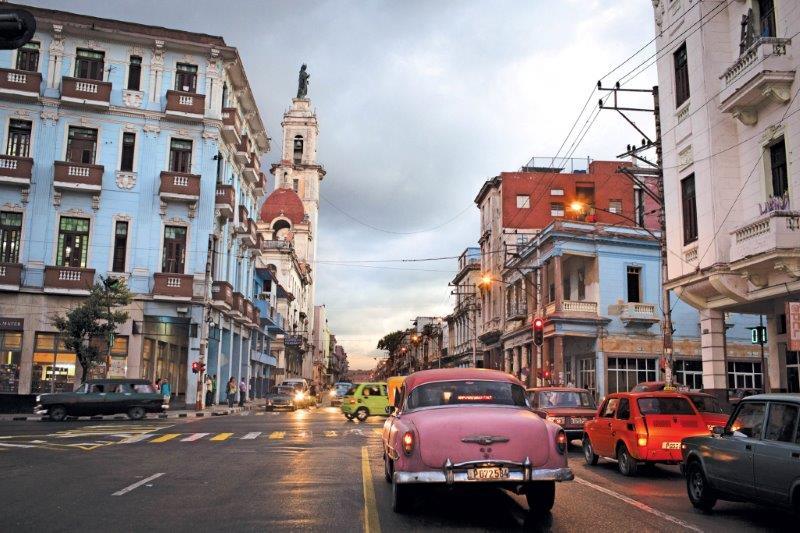 Kuba Havana Egzotično putovanje cene last minute