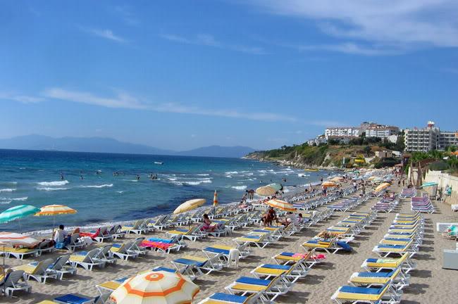 TURSKA KUŠADASI LETO AVIONOM HOTELI ARANŽMANI
