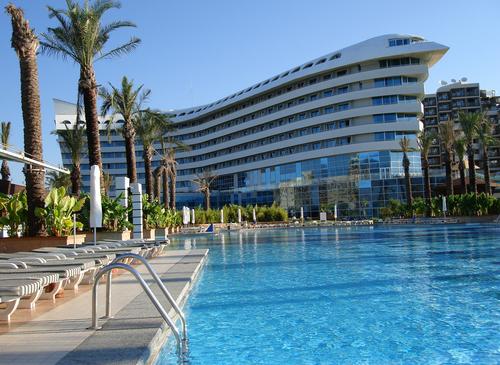 TURSKA ANTALIJA - LARA LETO HOTELI TURSKA