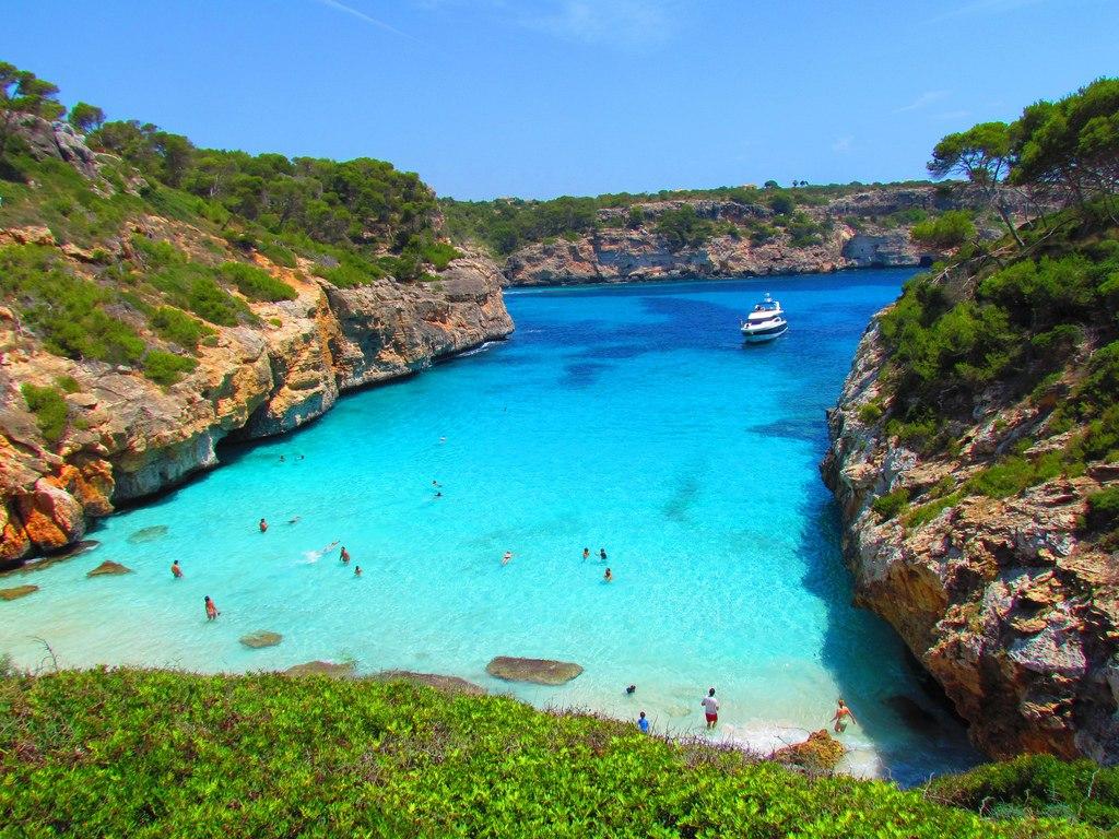 Španija leto Majorka avionom letovanje ponude hotela i apartmana