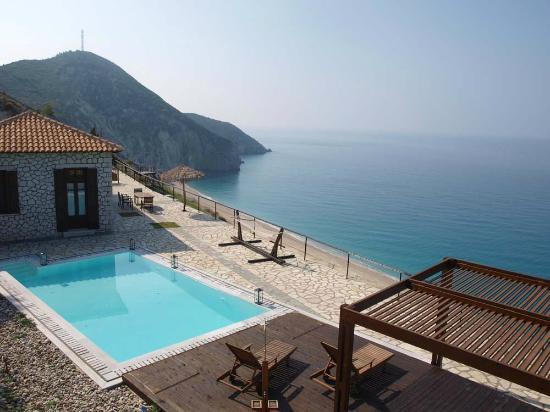 Lefkada smestaj hoteli apartmani aranzmani leto Grčka