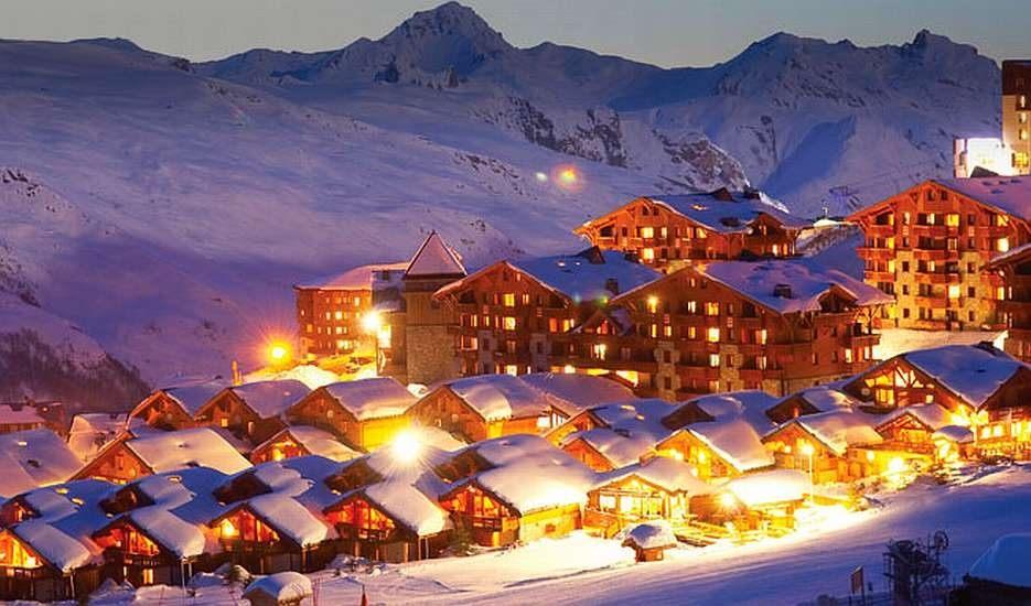les menueires zima skijanje zimovanje francuska cene les menueires