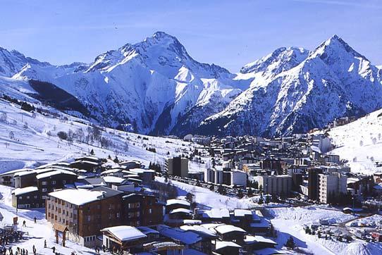 les 2 alpes francuska zimski aranzmani ponuda