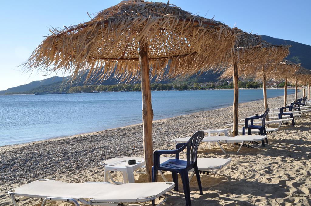 Letovanje Grčka Stavros leto ponuda apartmana
