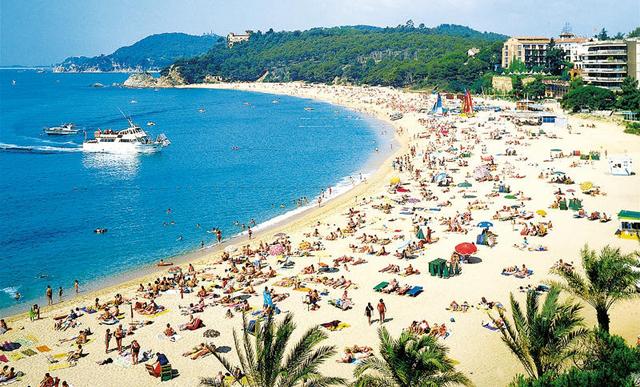 Letovanje cene aranžmana Ljoret de mar Španija avionom