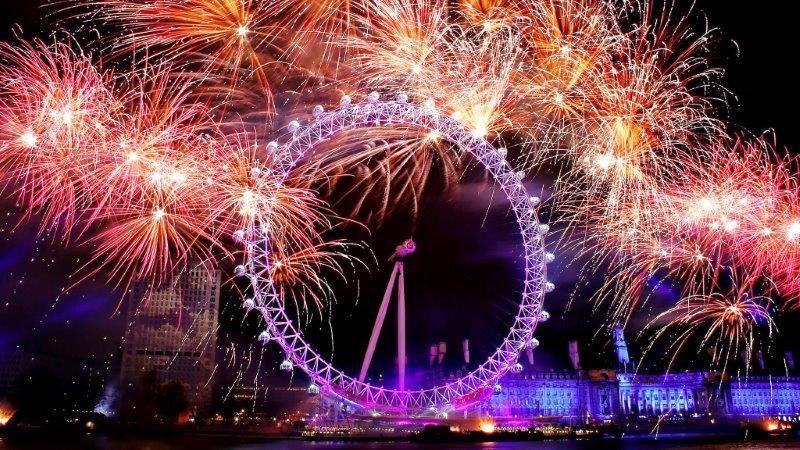 london putovanja za novu godinu
