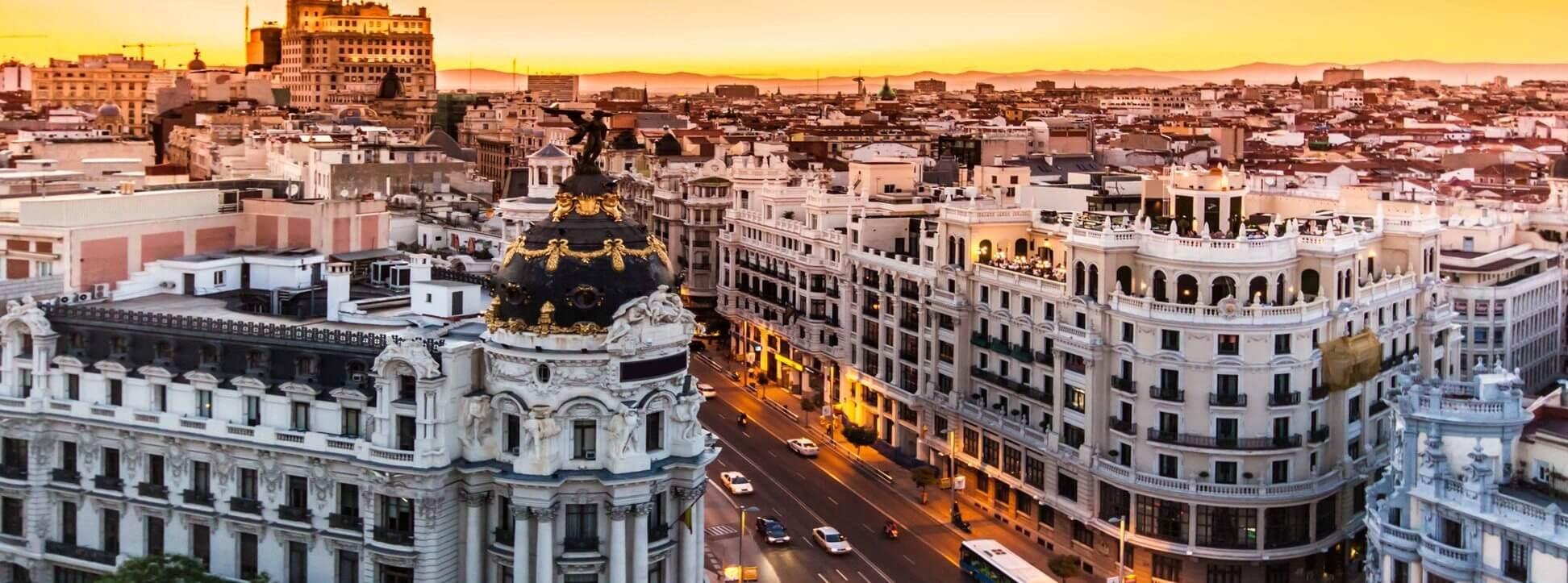 MADRID JESEN AVIONOM 2018