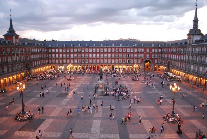 madrid jesenja putovanja obilasci evropski gradovi