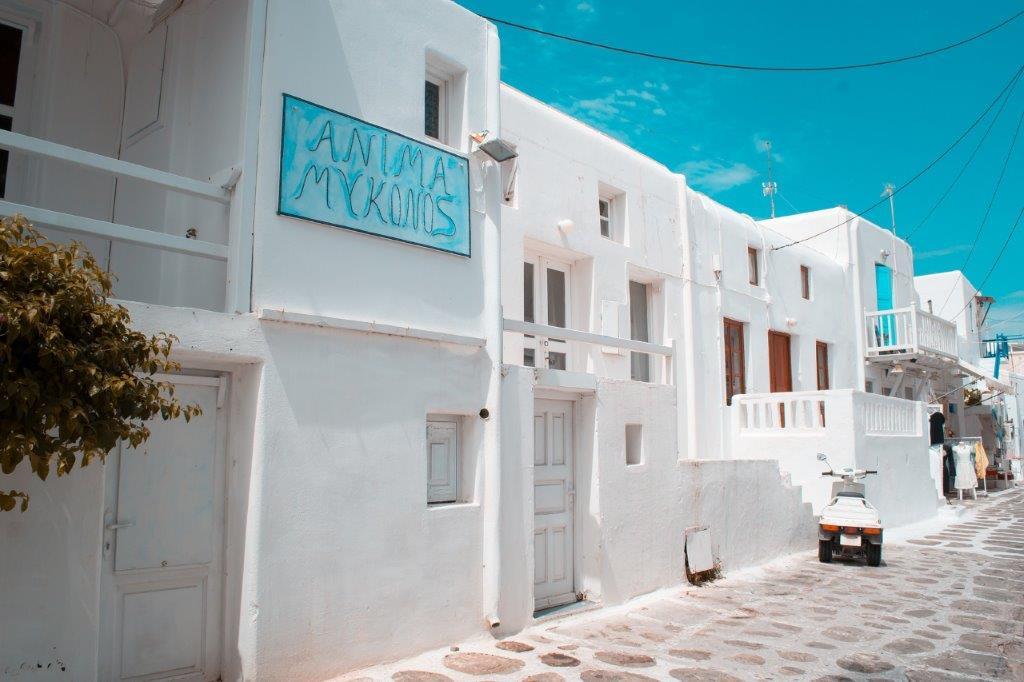 Letovanje Grčka Mikonos leto letovanje hoteli cene