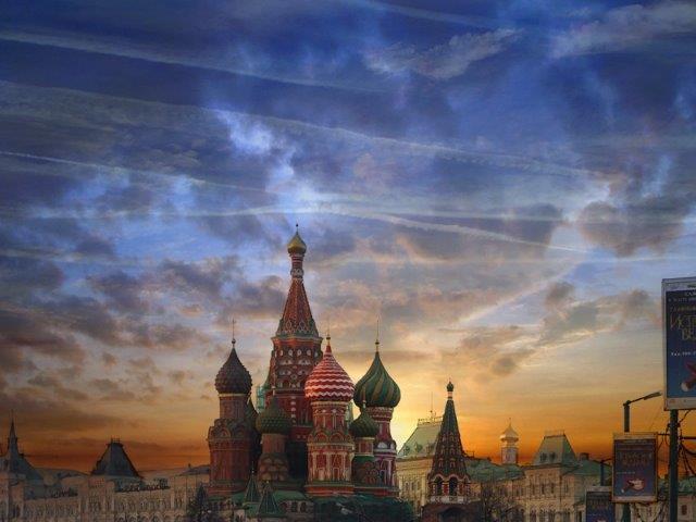 MOSKVA - ST. PETERBURG | USKRS I PRVI MAJ