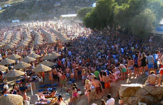 Mykonos hoteli i apartmani leto Grčka cene Mikonos letovanje