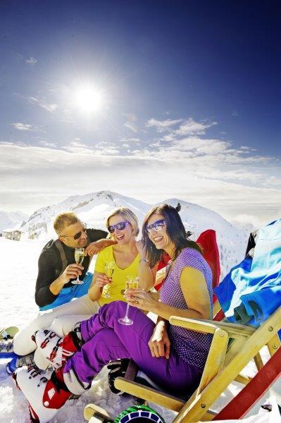 nasfeld zima skijanje zimovanje austrija cene nasfeld