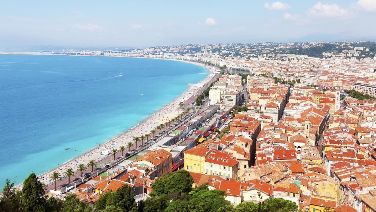 Rivijera cveca Azurna obala - San Marino - autobusom - prvomajska putovanja - ponude