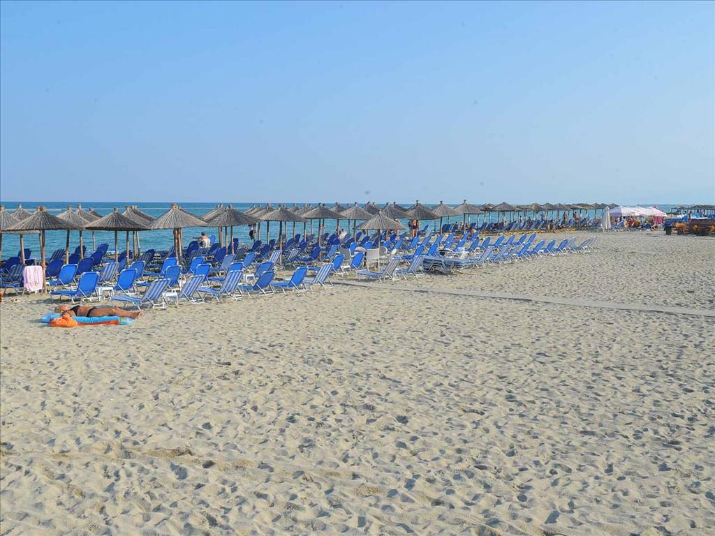 Olympic beach apartmani letovanja cene Grčka