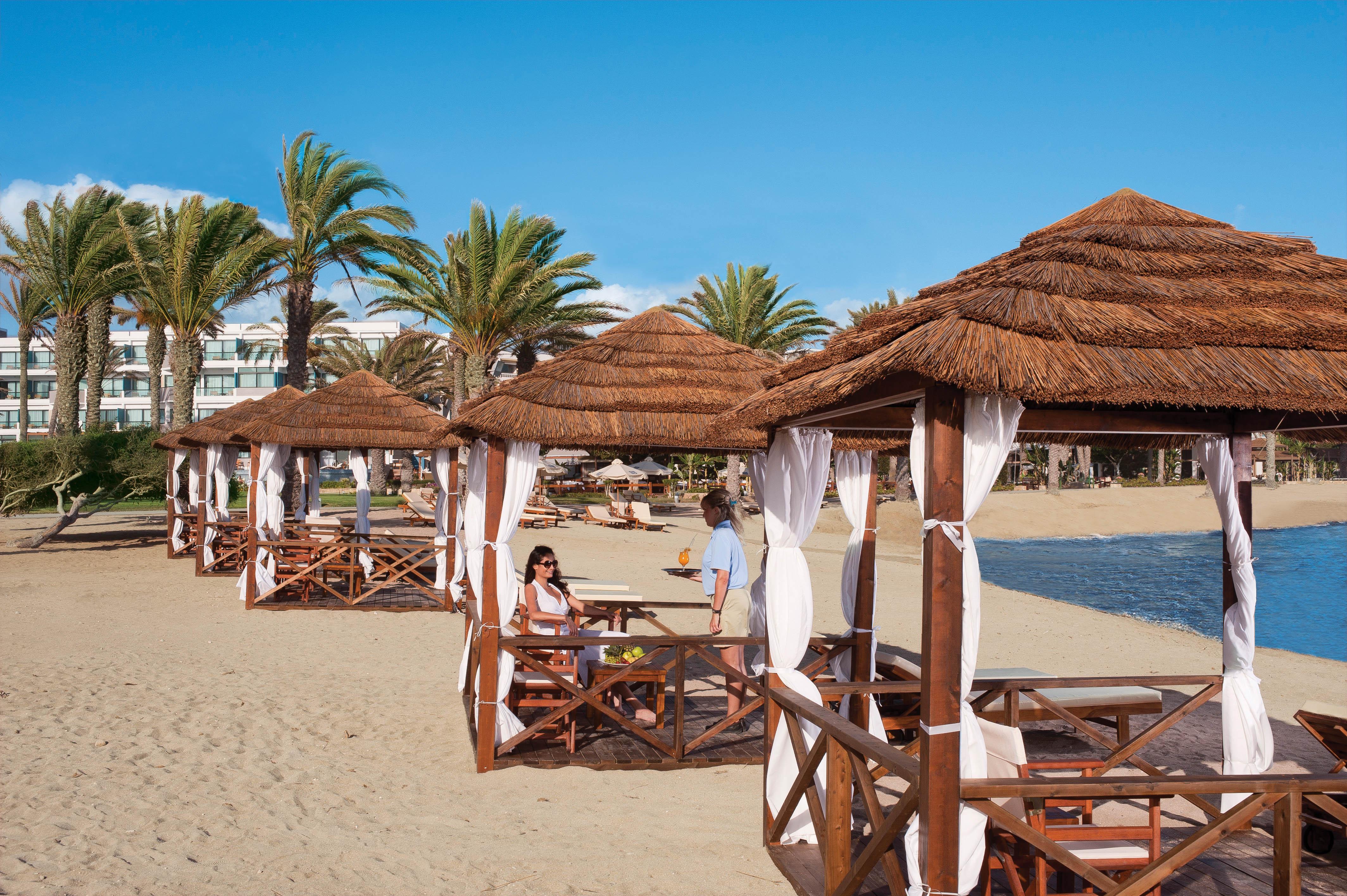 Kipar plaže letovanje mesta hoteli aranžmani Pafos