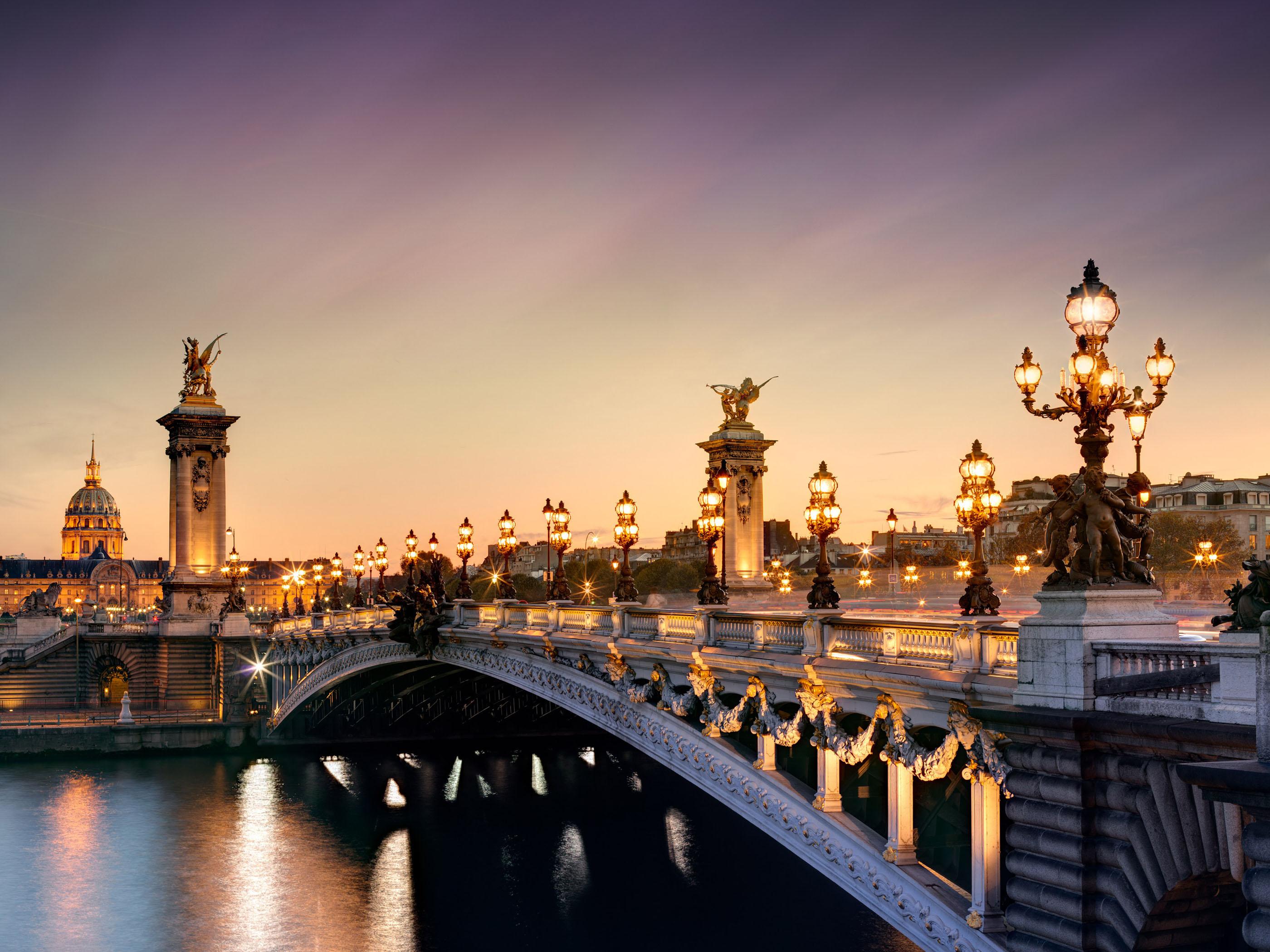 Pariz evropski gradovi grupna putovanja cene