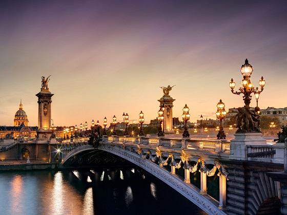 Pariz evropski gradovi grupna putovanja cene city break Pariz