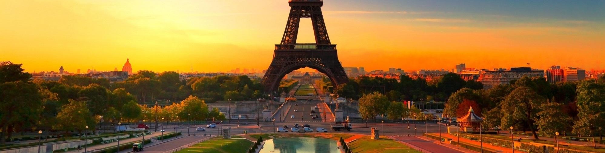PARIZ PRVI MAJ I USKRS