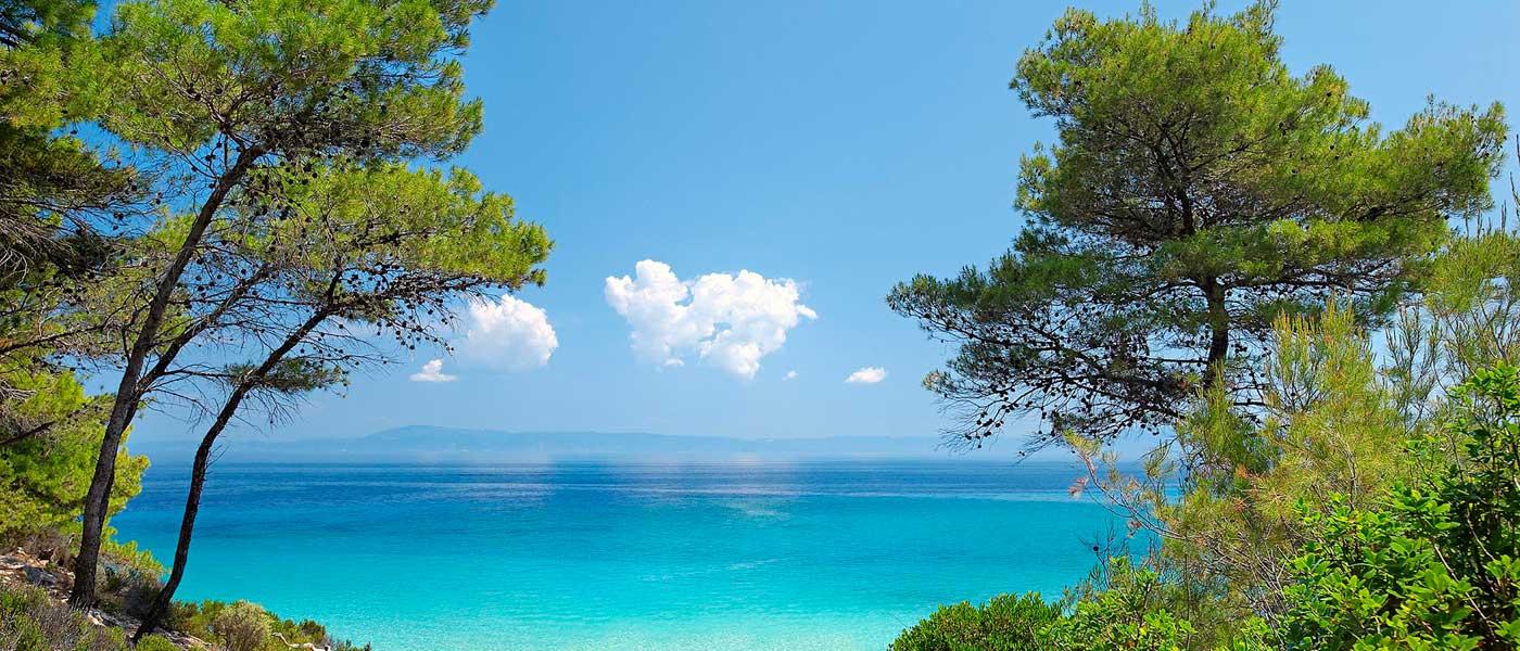 Pefkohori letovanje cene last minute ponude Grčka
