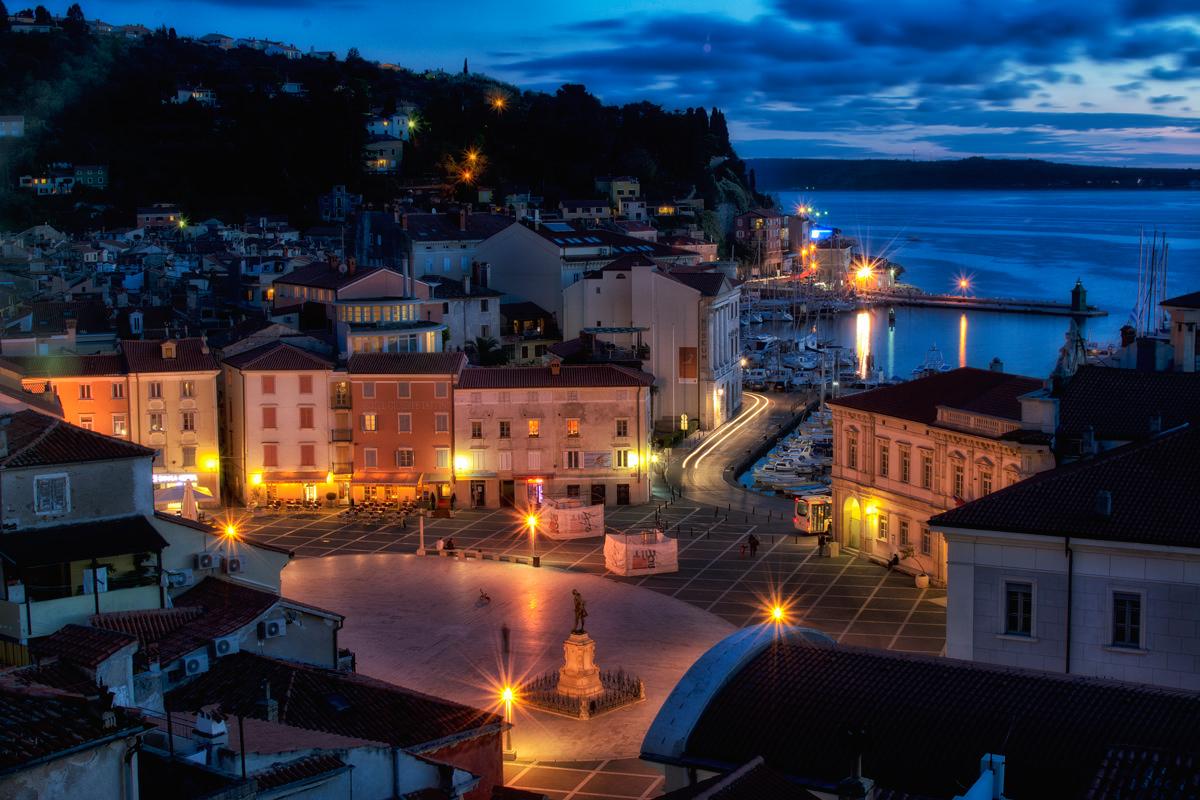 Letovanje u Sloveniji Piran ponuda