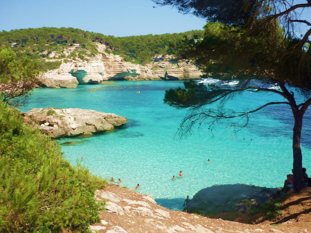 Najbolje plaže u Španiji Menorka letovanje cene