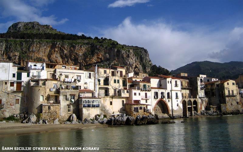 Sicilijanska tura - Proleće 1.Maj avionom Sicilija aranžmani