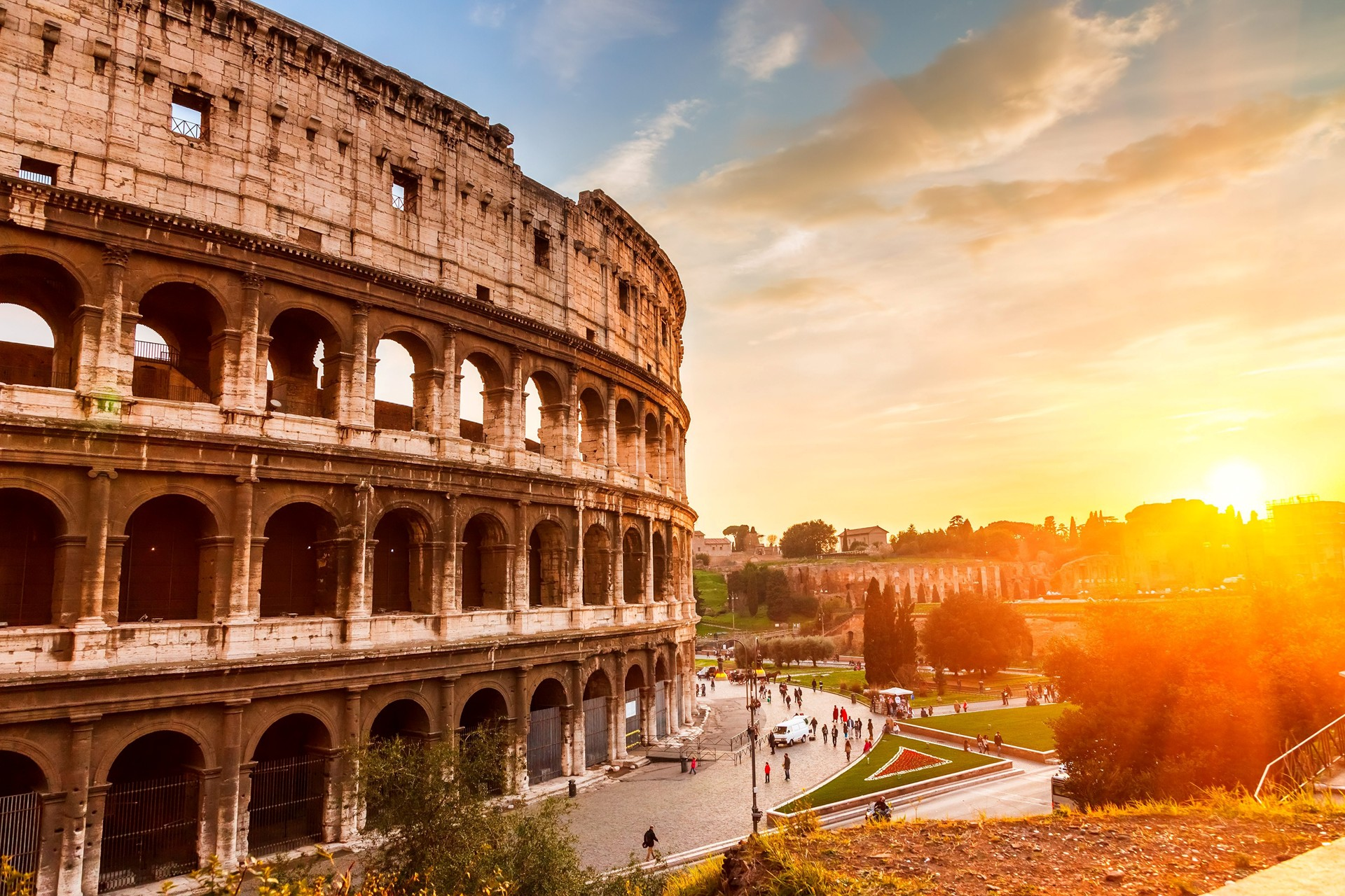 Rim putovanje avionom za novembar last minute ponude