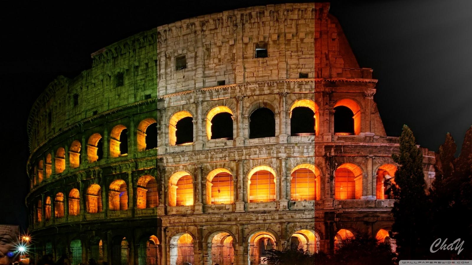 rim jesenja putovanja evropske metropole gradovi
