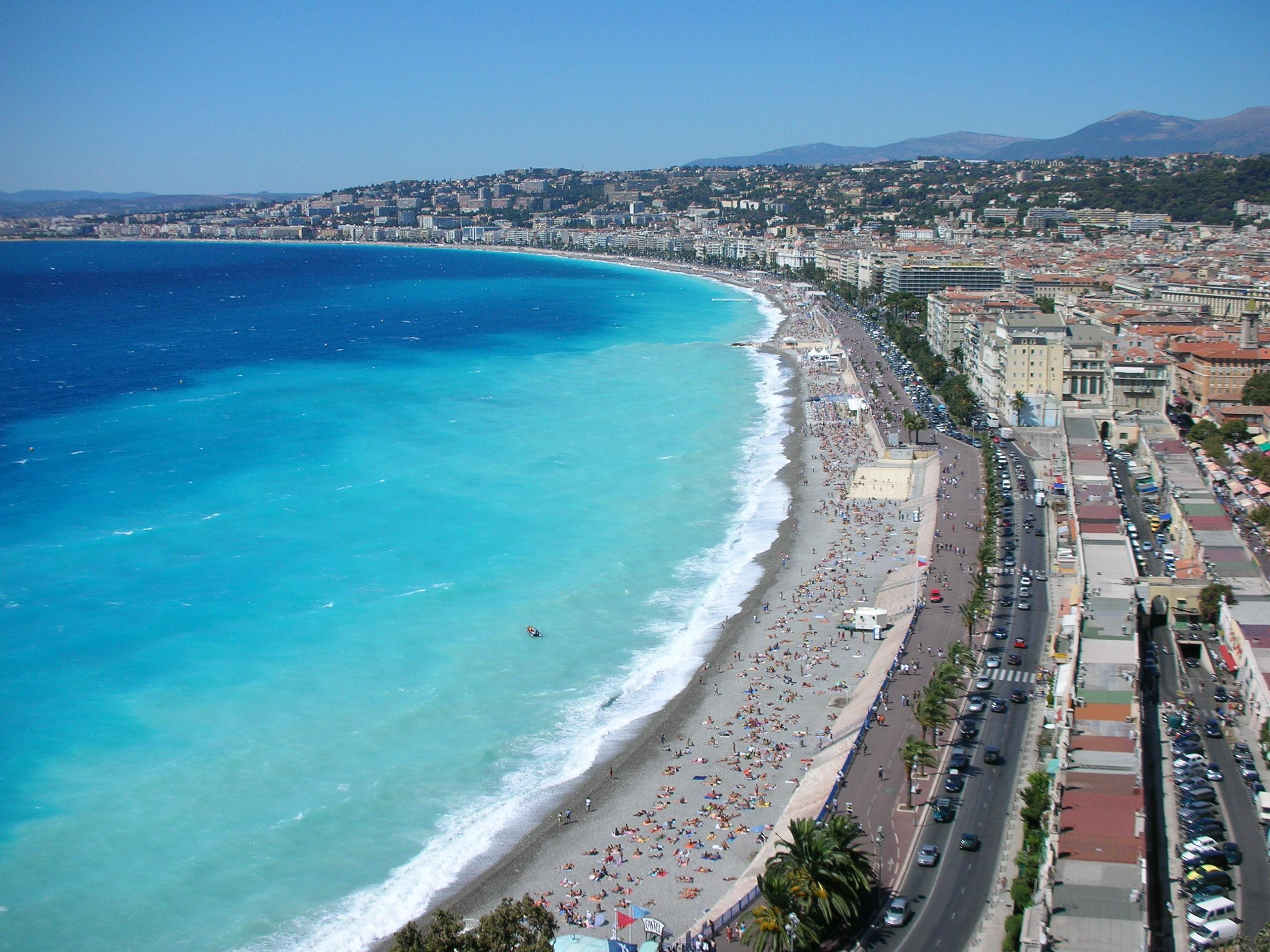 Rivijera cveća Azurna obala - Nica -putovanje autobusom - prolecni aranzmani