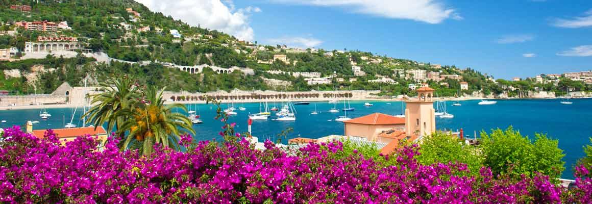 Rivijera cveća Azurna obala - Nica - putovanje autobusom - prolecni aranzmani
