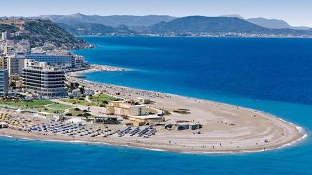 GRČKA RODOS LETO HOTELI LETOVANJE CENE LAST MINUTE