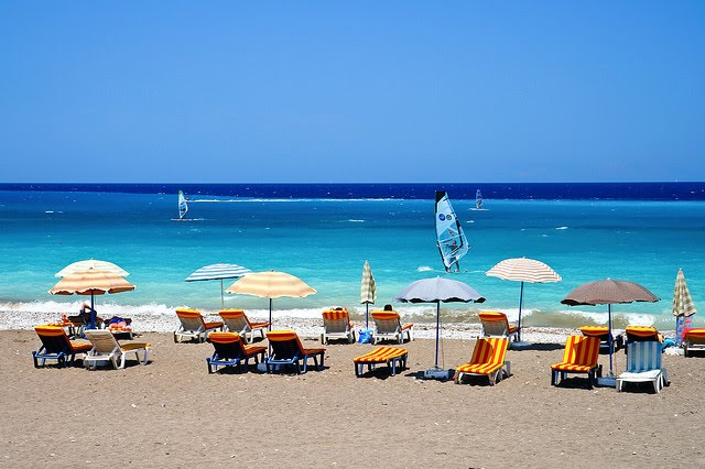 Rodos plaže letovanje hoteli apartmani leto cene aranžmana