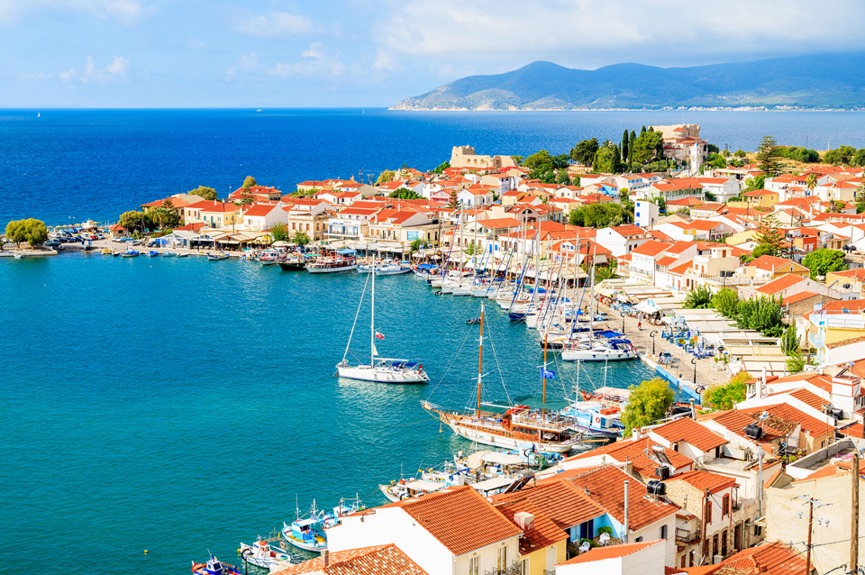 samos grcka letovanje ostrvo samos cene