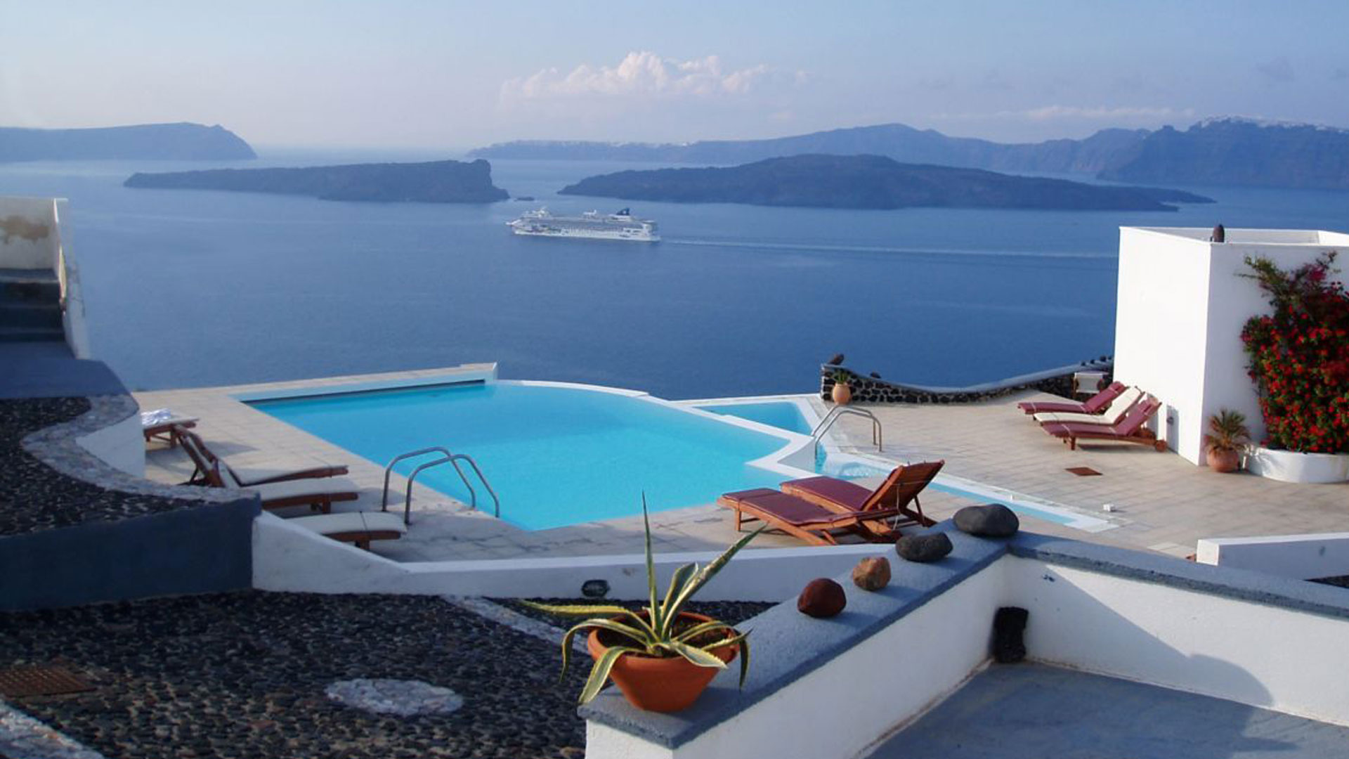 Santorini aranžmani letovanje medeni mesec putovanje cene