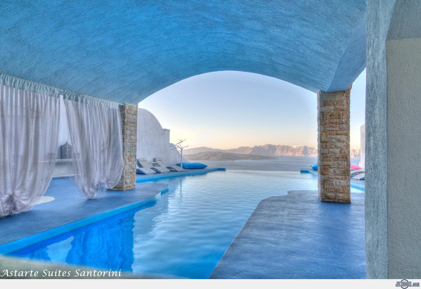 Santorini leto ekskluzivna letovanja hoteli i apartmani cene Last minute