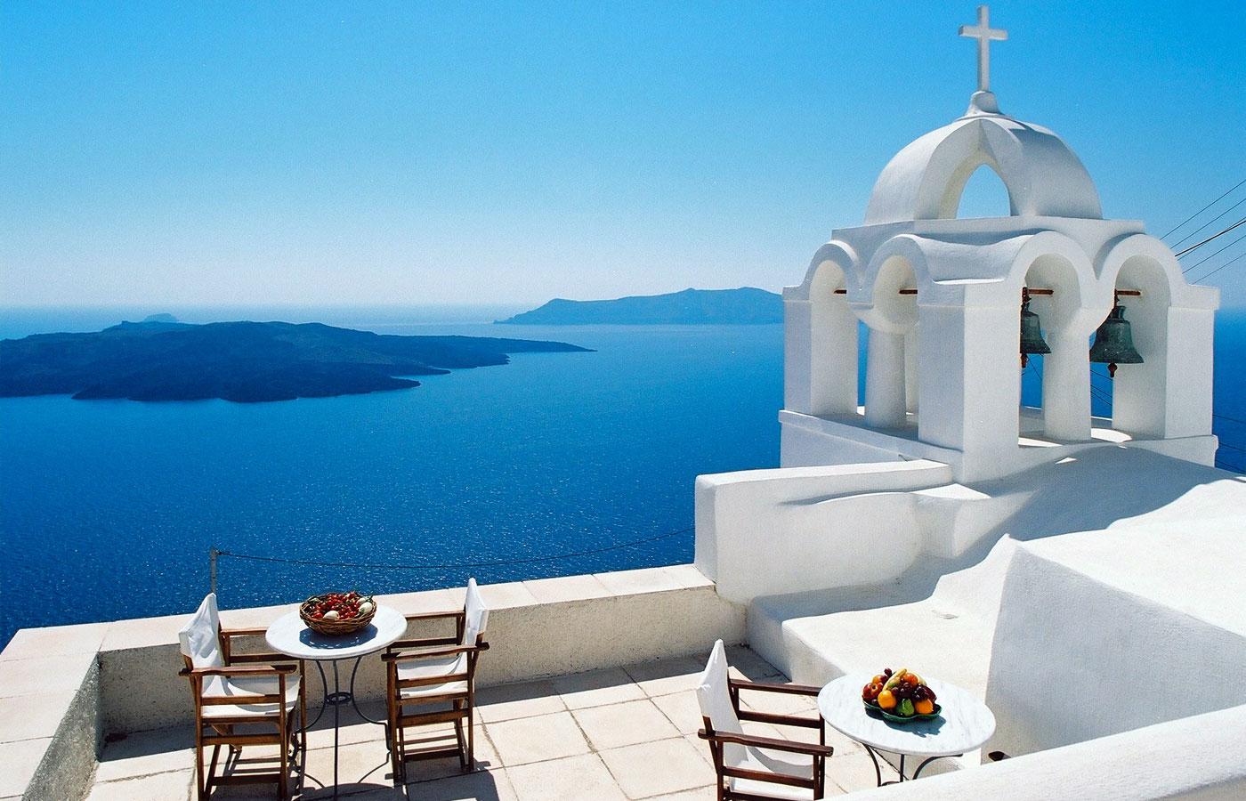 Santorini letovanje Santorini Grčka letovanje Kamari, Oia, Fira, Perisa