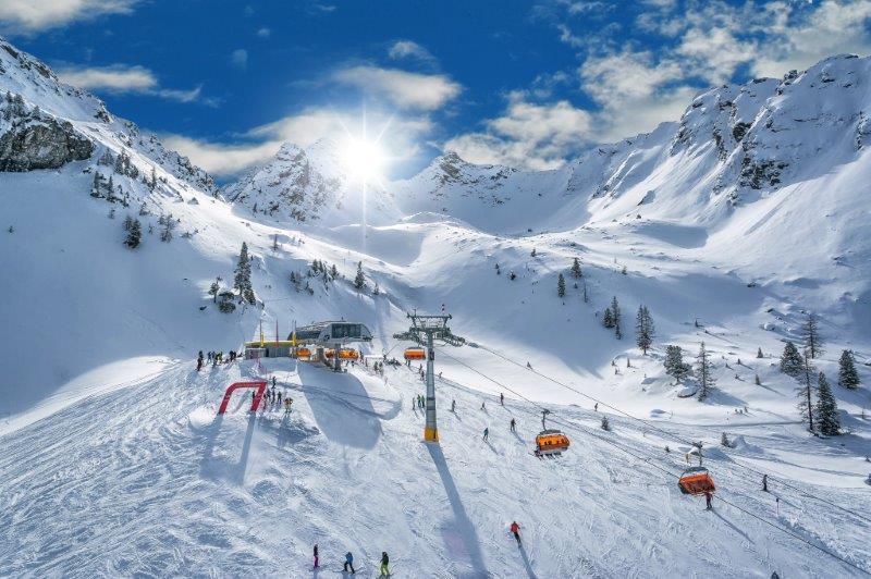 schladming skijaliste zimovanje u austriji schladming