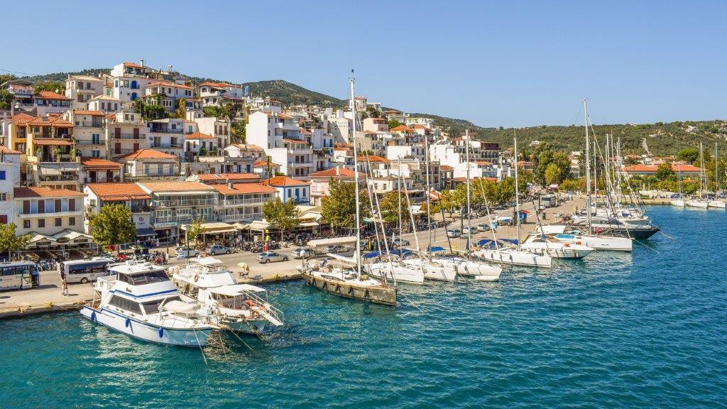 GRČKA SKIJATOS LETOVANJE ARANŽMANI APARTMANI HOTELI