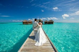 Svadba Na Maldivima vencanje
