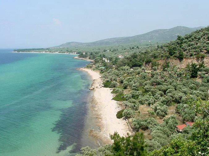ostrvo Tasos leto ponuda aranžmani letovanje Grčka Tasos cenovnik
