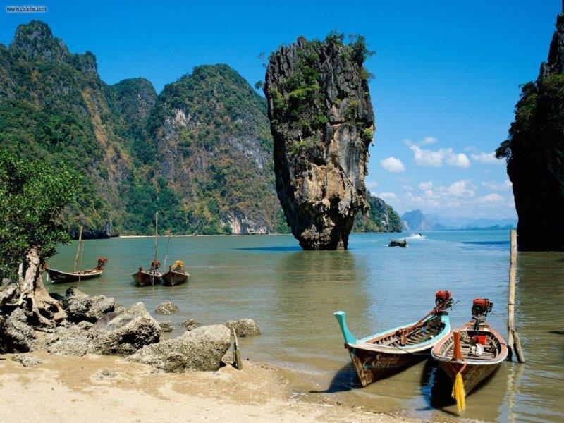 Tajlandska viza za državljane Srbije