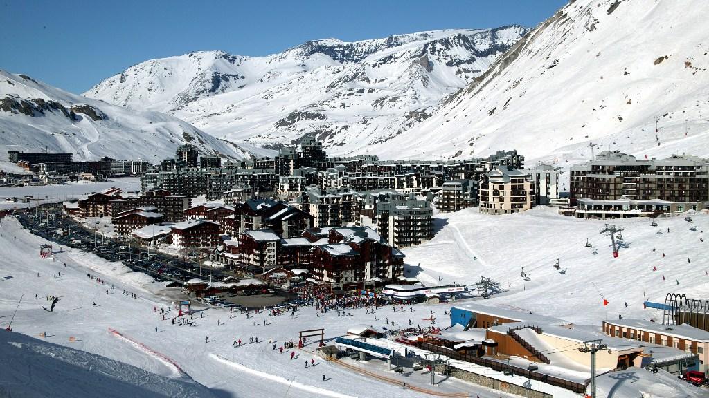 tignes zima skijanje zimovanje francuska cene tignes